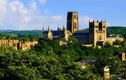 LOCAL PRODUCER'S MARKET: Durham Cathedral