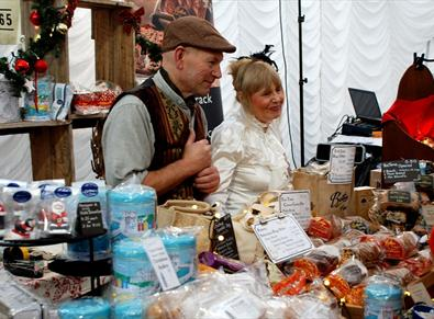 Durham City's Annual Traditional Christmas Festival